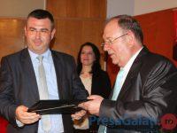 Patronatul IMM-urilor din Galaţi a decernat Diplome aniversare, la împlinirea a 25 de ani de existenţă