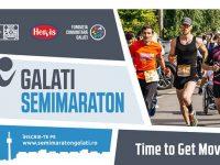 In acest weekend, mişcare, mişcare, mişcare. Semimaraton Hervis Galaţi şi Bucurie în mişcare pentru gălăţeni