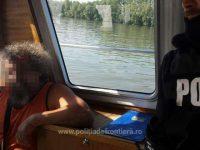 Cetăţean sârb dat în urmărire internaţională pentru crime de război, prins pe o navă ce trecea pe la Galaţi