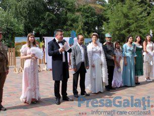 FOTOGALERIE : « La Pas prin Grădina Publică în Galaţii de altădată »