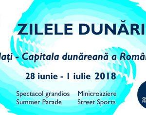 Zilele Dunării 2018 se încheie duminică prin activităţi sportive
