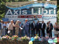 A început Festivalul Internațional al Cărții AXIS LIBRI-  ediție dedicată Centenarului Marii Uniri