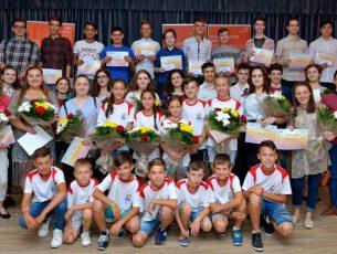 Olimpicii gălăţeni – premiaţi de către  Șantierul Naval Damen și ArcelorMittal Galaţi