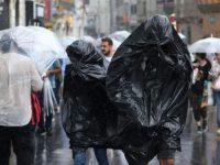Vremea din 27 iunie  – extrem de instabilă. Galaţiul, sub cod galben de ploi şi furtuni