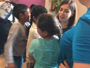 35 de copii vulnerabili din Valea Orașului ȋn Tabăra pentru copii de la Lepșa. Si tu poți contribui. Vezi cum