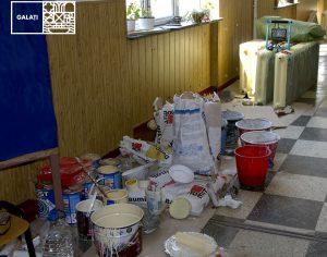 Pregătiri pentru şcoală: aproximativ 100 de unităţi din Galaţi – ȋn reparaţie