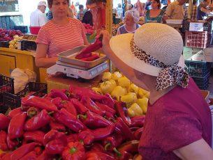 Program scurt ȋn piețe de Sfȃnta Marie