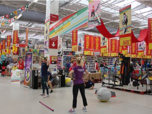 Începe Maratonul Cumpărăturilor într-un Centru Comercial din Galați! 10 premii ȋn valoare de peste 35.000 lei